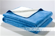 Koc Mocadesign 150x200 blue&ecrue
