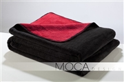 Koc Mocadesign 150x200 black&red
