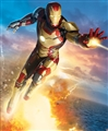 Tapeta 3D Walltastic - Iron Man 3