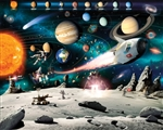 Tapeta 3D Walltastic - Space Adventure 2
