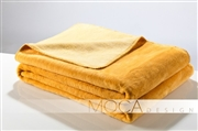 Koc Mocadesign 150x200 Doubleface yellow